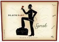 Krupp Brothers Estates Syrah Black Bart Stagecoach Vineyard